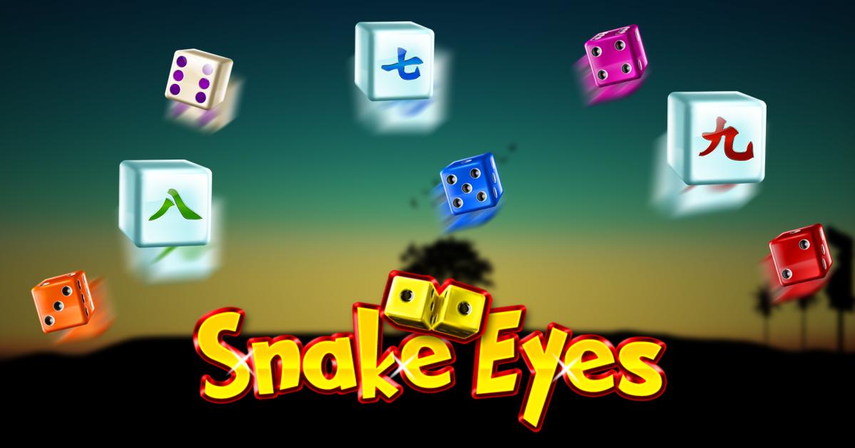 Snake Eyes Slot Machine