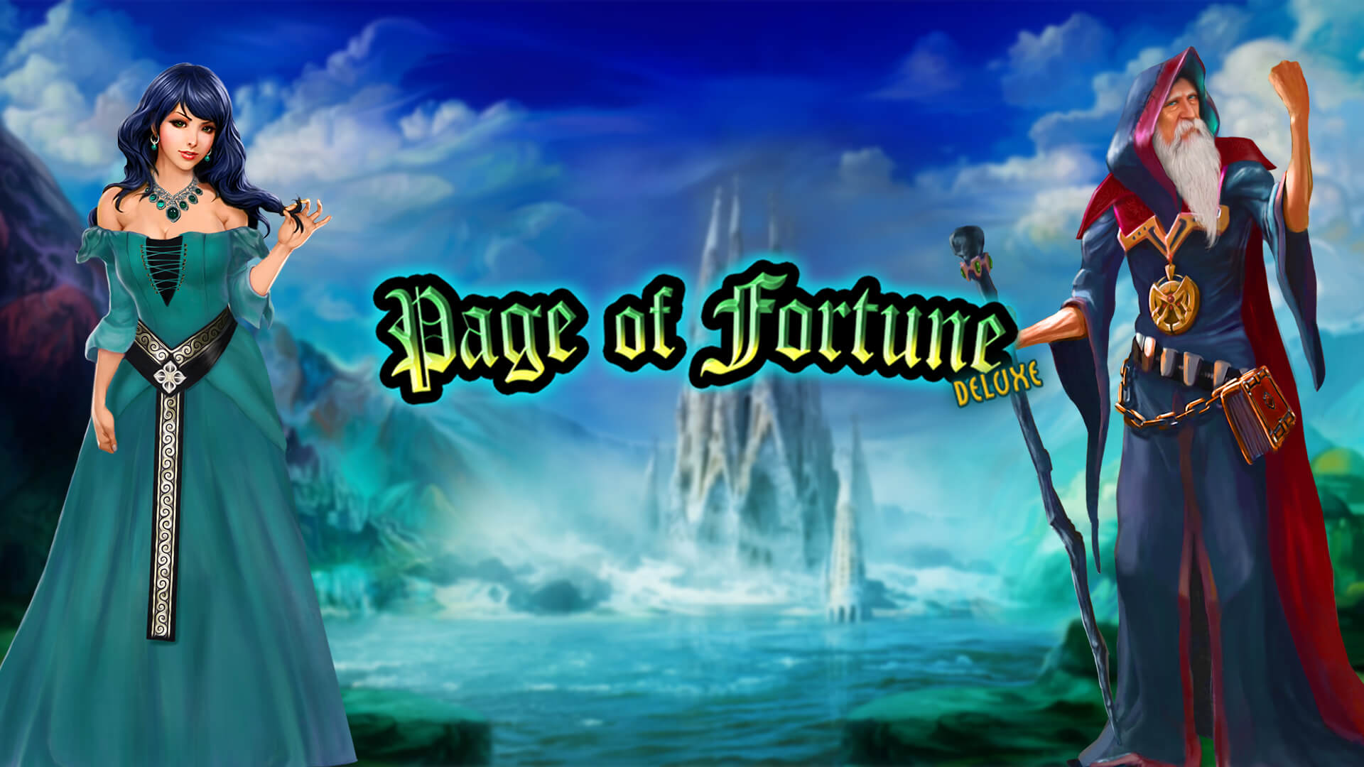 Page of Fortune