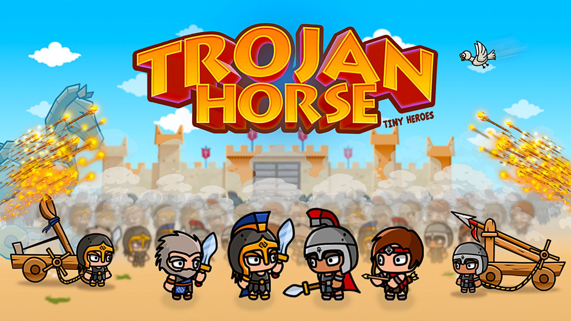 Trojan Horse Play now